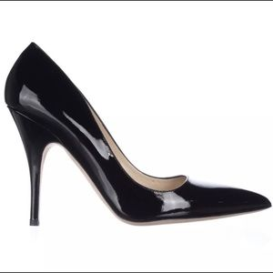 kate spade pointy toe heel pumps size 7.5 m